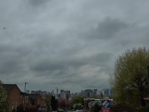 Birmingham City Syline