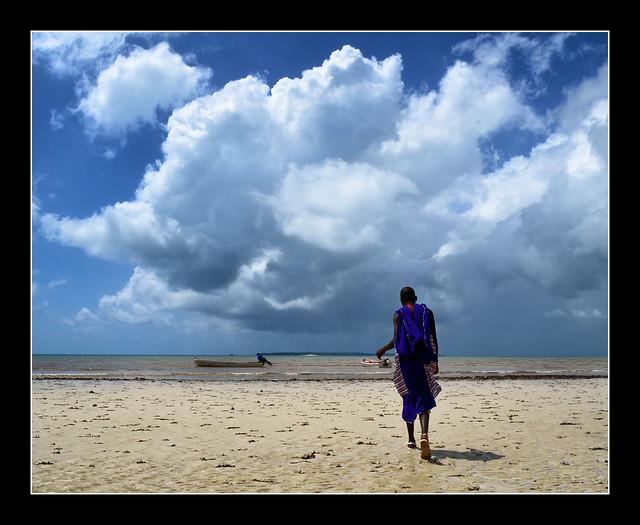 Heading for Bongoyo Island, Tanzania