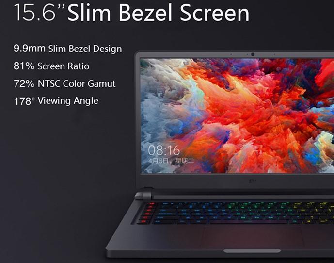 Xiaomi ゲーミングノートPC (2)