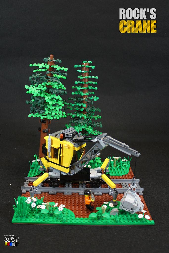 Rock's Crane 9