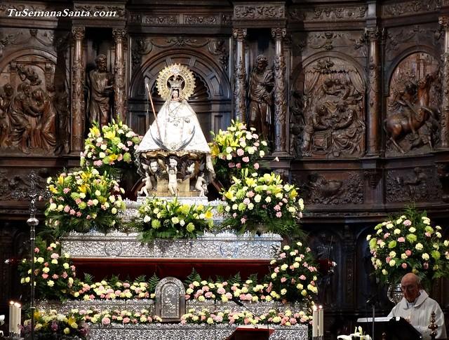 6º Día novenario a la Patrona de Cáceres
