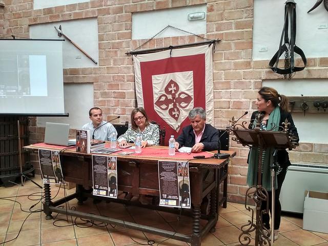 Cuevas y Conductos en la Comarca de Torrijos (28/04/18)