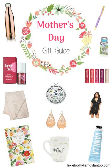 Mother's Day Gift Guide #MothersDay #GiftGuide #momblogger #motherhood #momlife