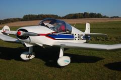 G-BHCE Jodel D117A (381) Popham 121008