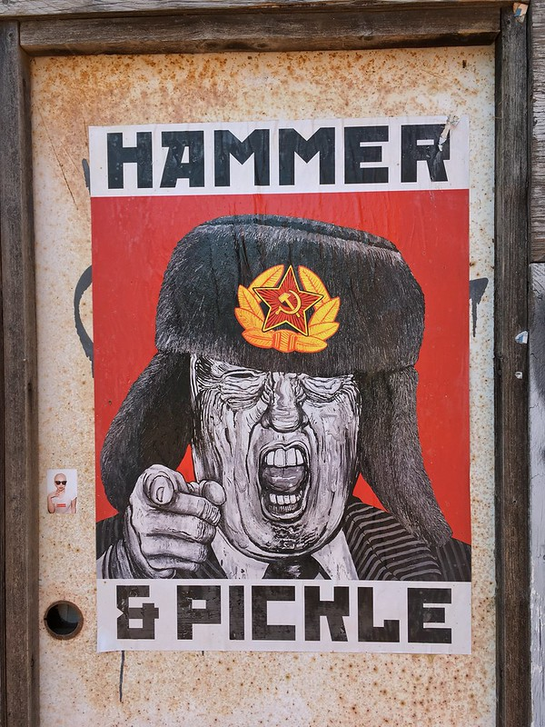 Hammer & pickle
