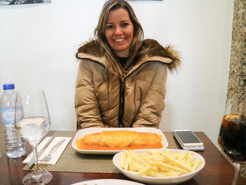 Comida típica Portugal