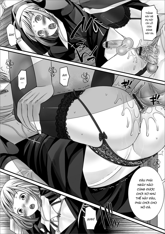 HentaiVN.net - Ảnh 15 - Buổi xưng tội - Onegai! Sister (Gekkan Web Otoko no Ko-llection! S Vol. 17) - Oneshot