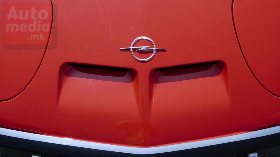 Opel GT istorija 10
