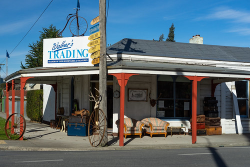 Walkers Trading store, Milton