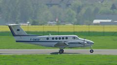 Beech B200 King Air / IGN (Institut National de l'Information Géographique et Forestière) / F-GMGB