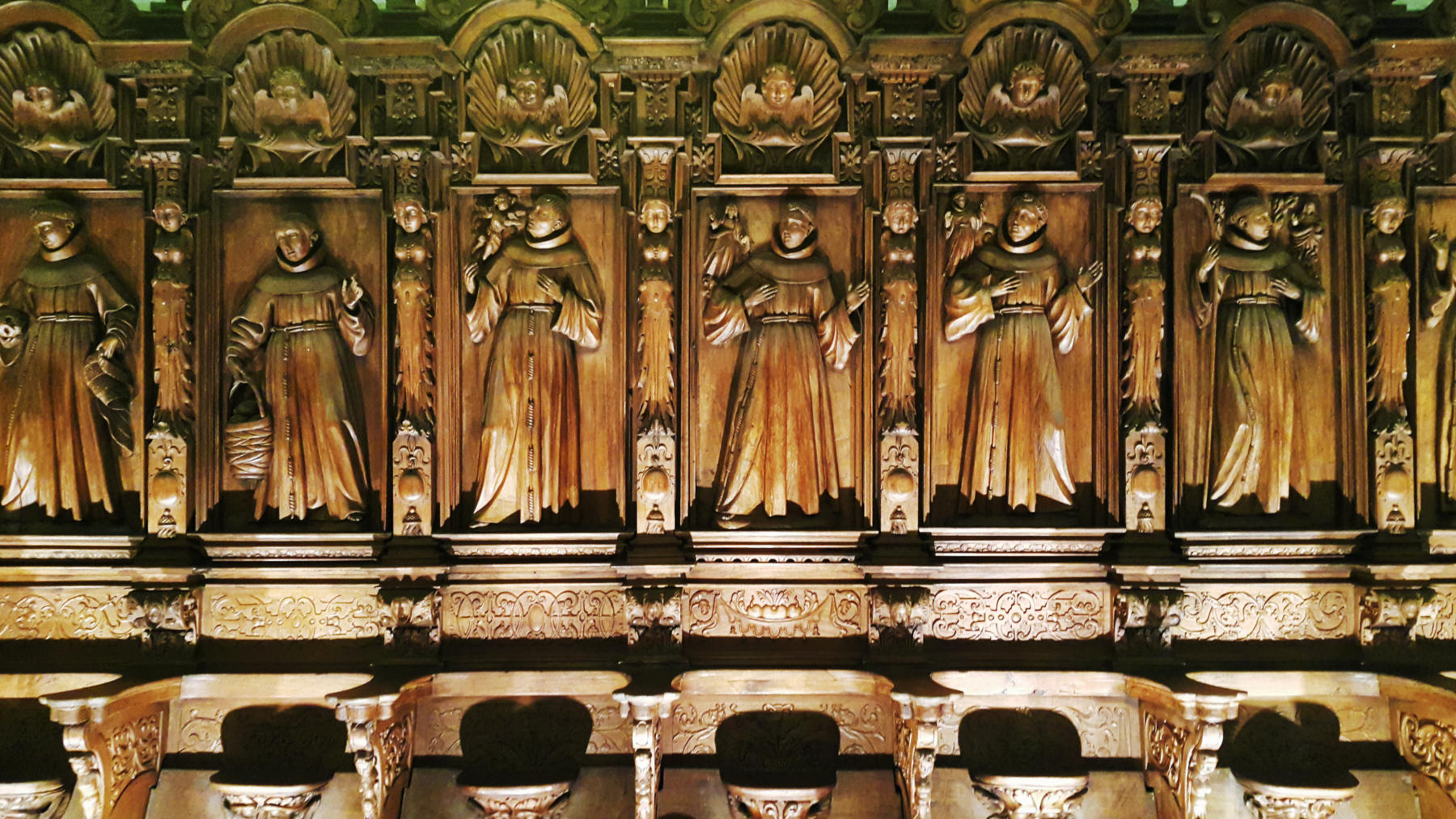 Misericordia in the Choir