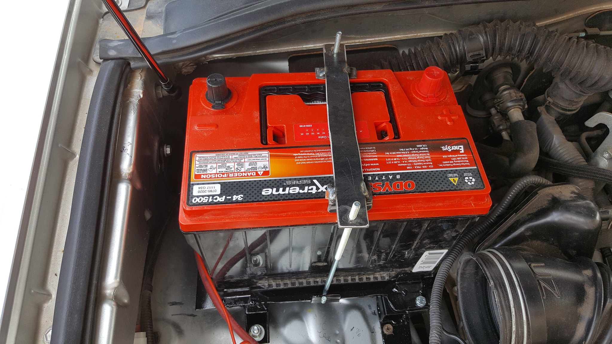 4th Gen V 8 Dual Battery Build Toyota 4runner Forum