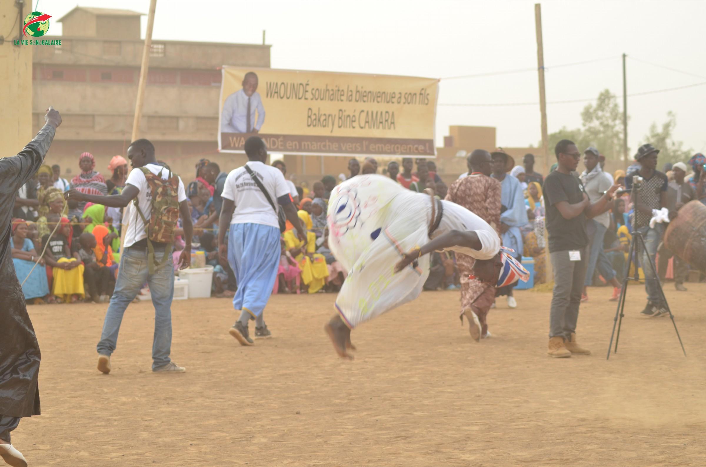 Journées Culturelles Waoundé, Parrain Bakary Biné Camara, Images de laviesenegalaise (23)