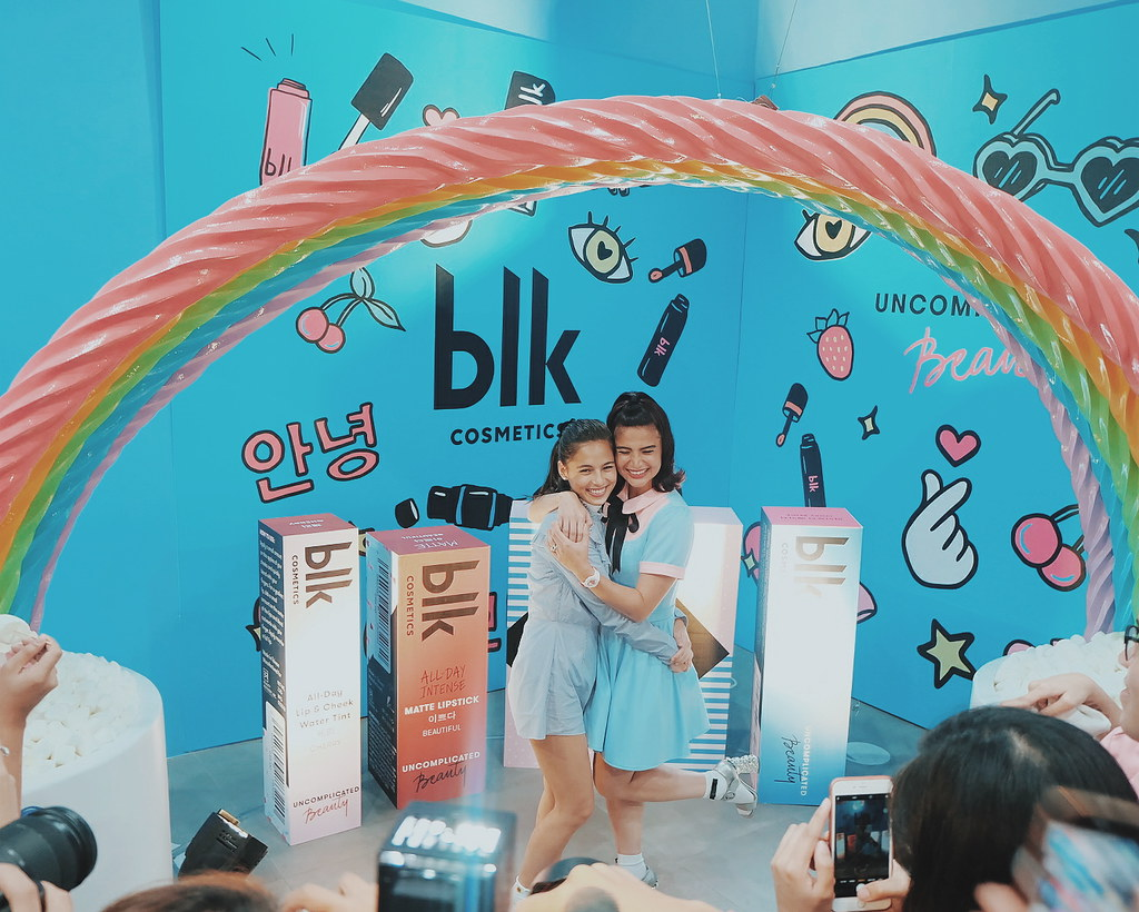 Anne Curtis KBeauty Makeup Collection BLK Cosmetics