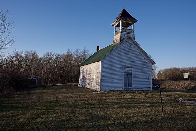 Pickle Church, 1883 - Henry County, Iowa