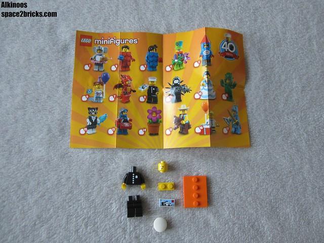 Lego minifigures S18 Policeman p3