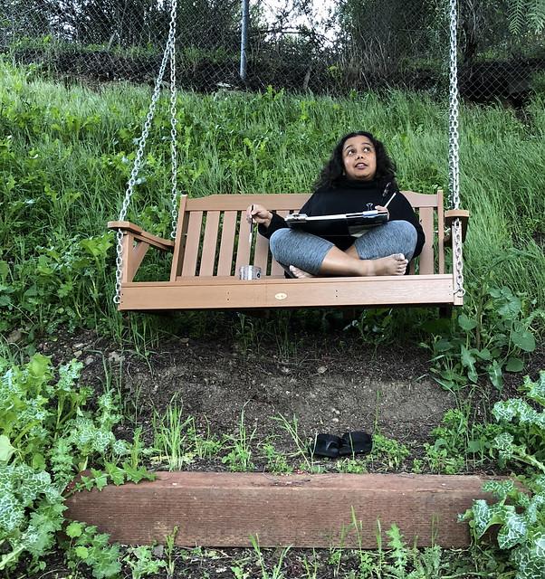 Suma sketching on swing
