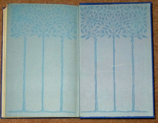 Freckles endpapers