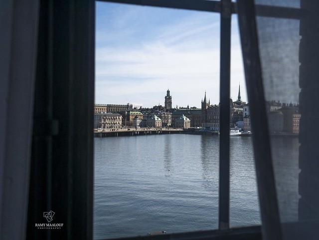 Window to Stockholm, Panasonic DMC-GX7, LUMIX G VARIO 14-42/F3.5-5.6 II