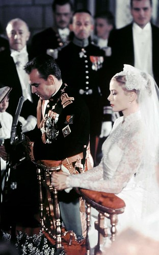 Свадьба Грейс и Ренье
