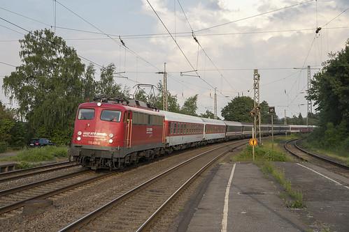 Eschweiler Hbf . 23.05.18.