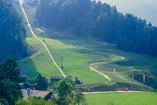 Slides, August 1984, Austria
