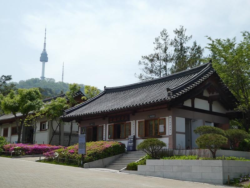 Namsan Hanok Village, Seoul