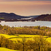 Lake Windermere at Dusk - Sun Setting by Sykes Holiday Cottages