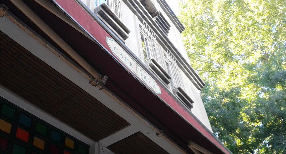 Eten en drinken in Istanbul: Cafe Firuz | Mooistestedentrips.nl