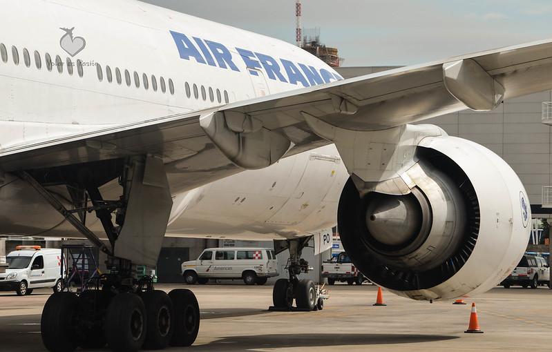 B777-200 de Air France