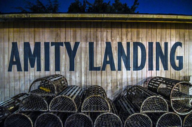 Amity Landing USJ