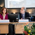 Seg, 16/04/2018 - 10:01 - A 7.ª edição da Semana Internacional decorreu entre 16 e 20 de abril, no âmbito do Programa de Mobilidade Internacional Erasmus+, com o objetivo de promover a troca de experiências e boas práticas de trabalho entre colegas de instituições de ensino superior, de 20 países europeus.