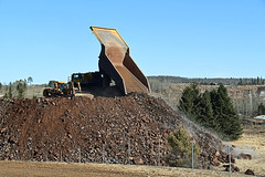 04-19-2018 Dumping rock