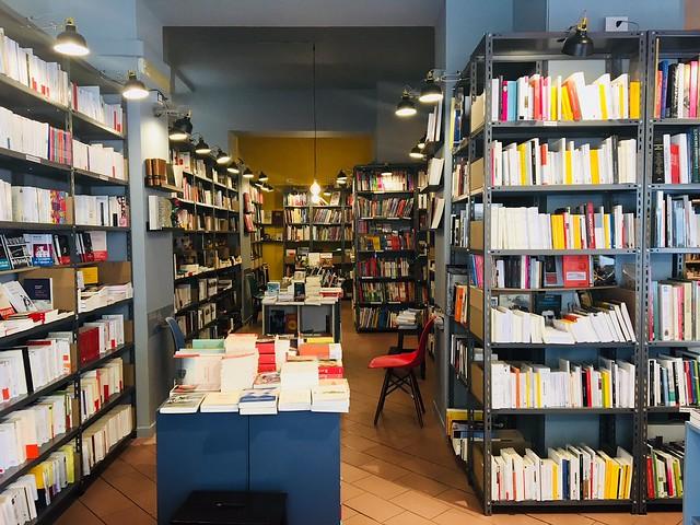 Libreria Stendhal de Rome