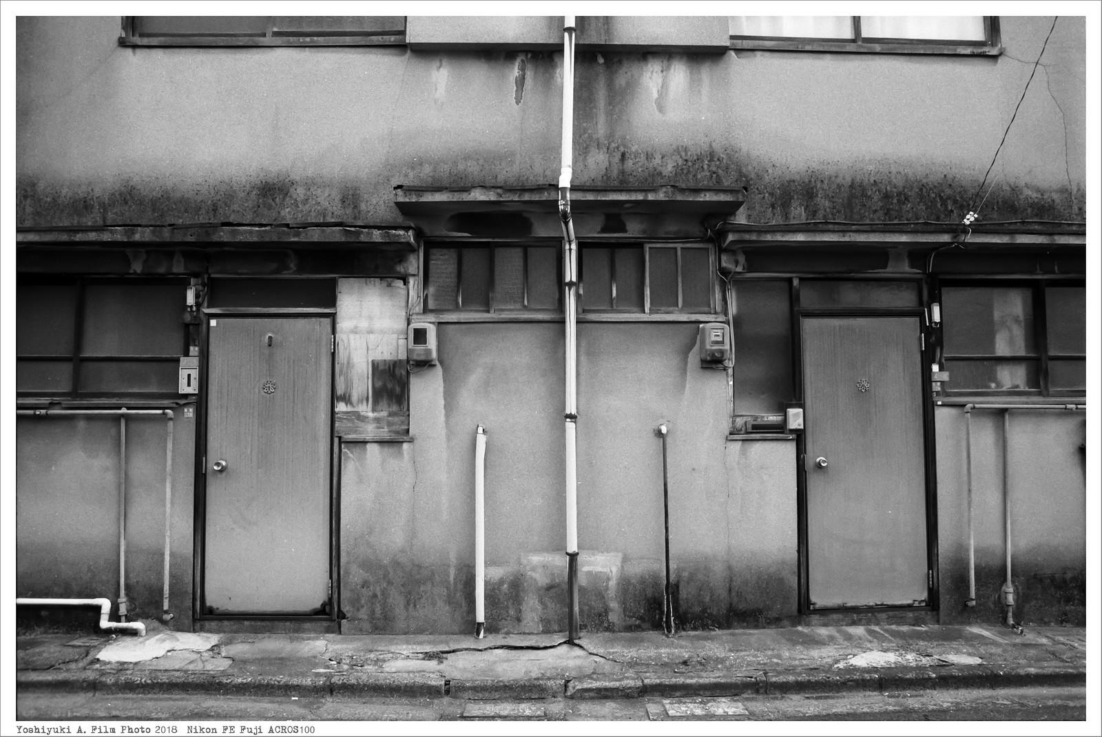 北九州市若松区 若松 Nikon_FE_Fuji_Acros100__51