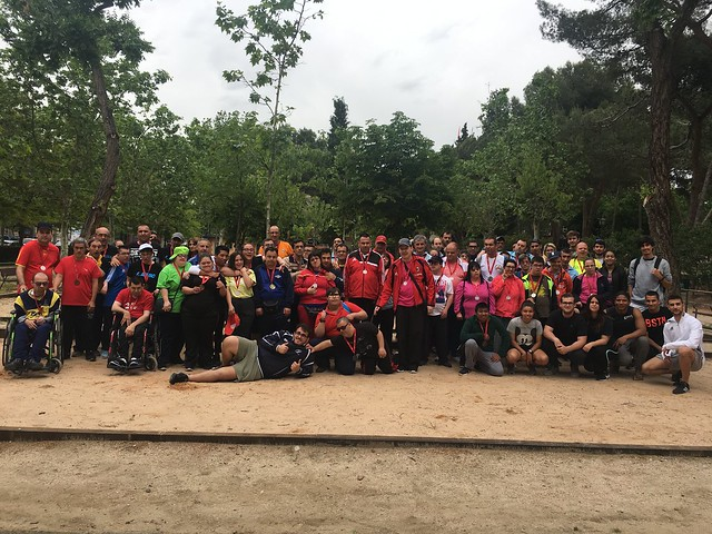 Liga Petanca 2018