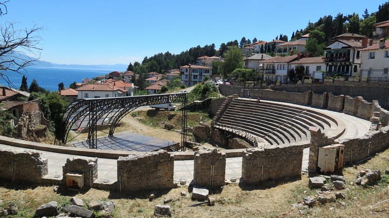 Que ver Lago Ohrid Macedonia 15