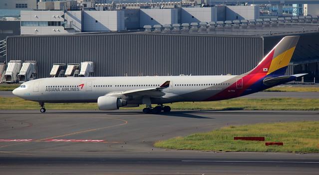 HL7754 Airbus A330-323E c, Canon EOS KISS X5, Canon EF-S 55-250mm f/4-5.6 IS II