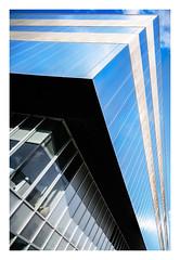 CentraleSupélec - Université Paris-Saclay : bâtiment Eiffel - extérieur