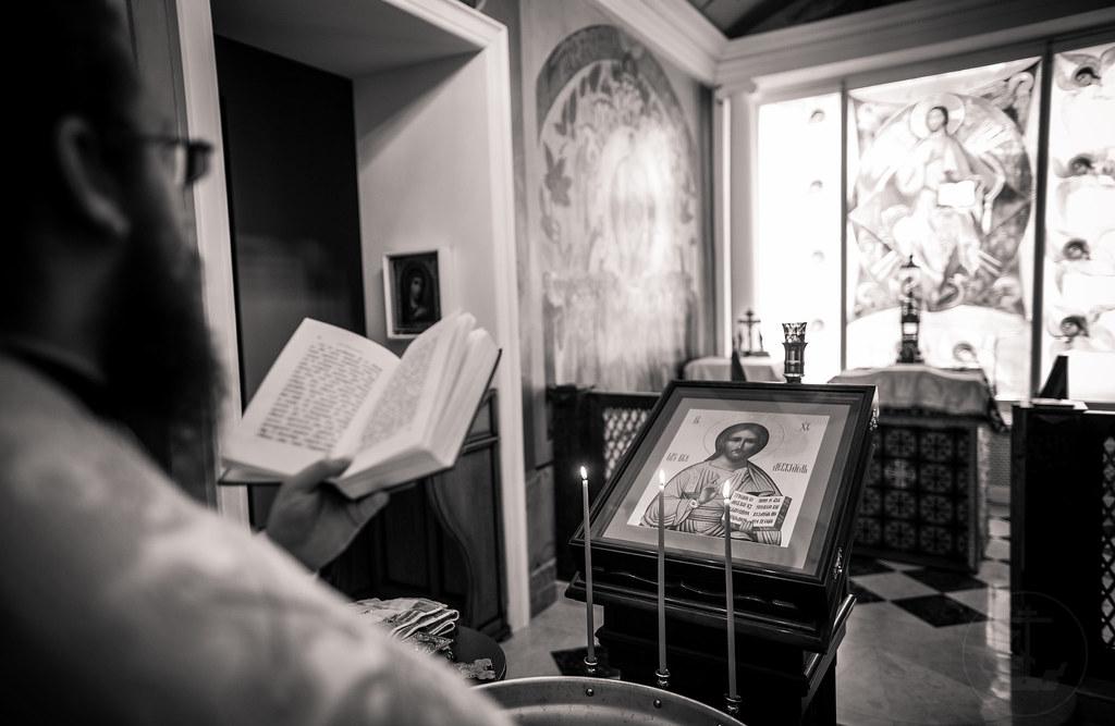 7 апреля 2018, Литургия Великой Субботы. Благовещение Пресвятой Богородицы / 7 April 2018, Liturgy of Holy Saturday. The Annunciation of the Theotokos