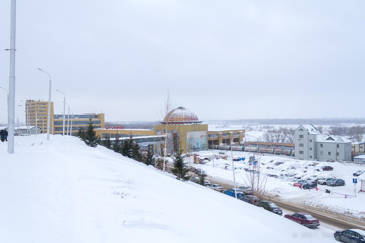 Центр Уфы зимой фото IMG_1162