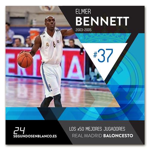 #37 ELMER BENNETT