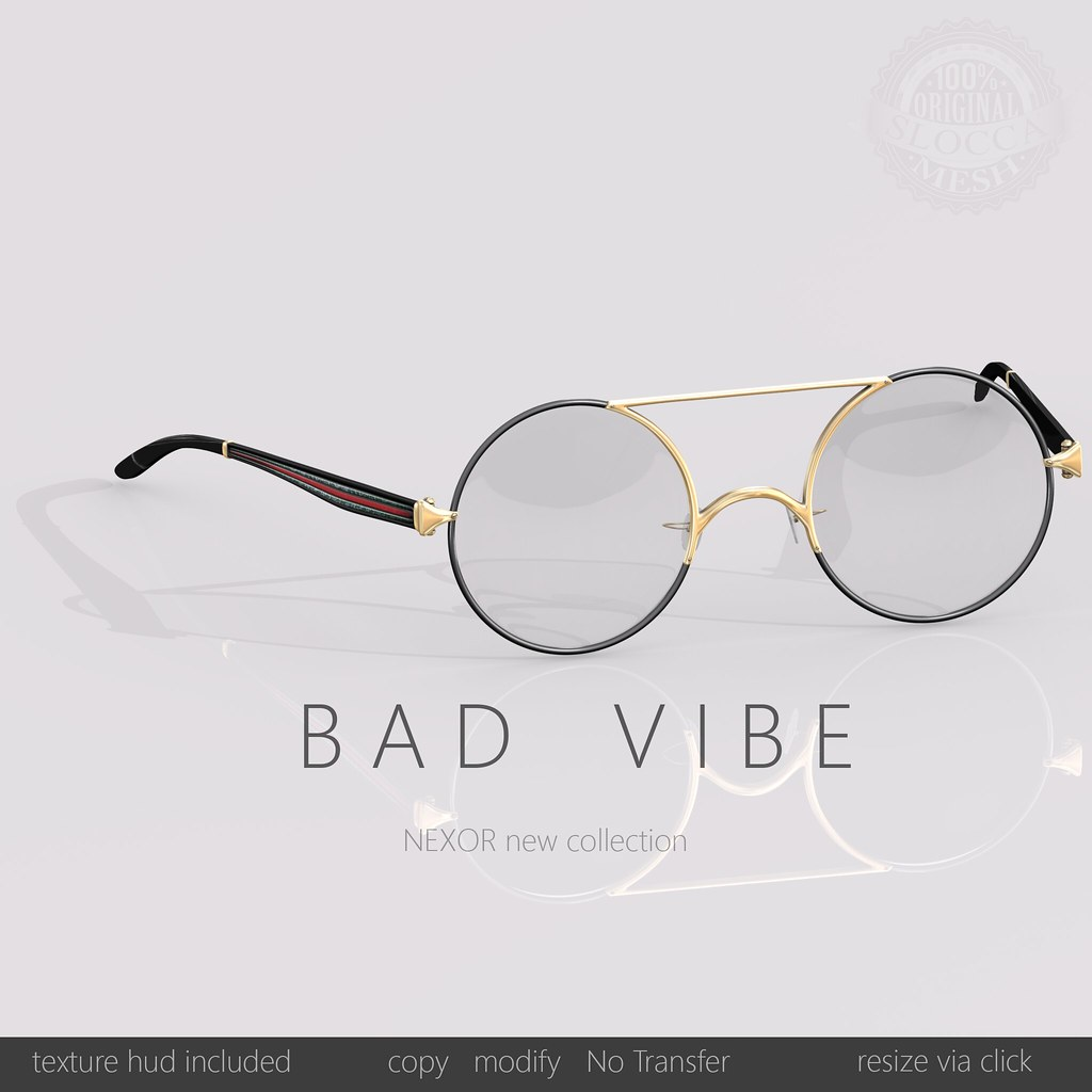 NEXOR – Bad Vibe Shadez