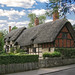 Anne Hathaway's cottage, Shottery,  just outside Stratford upon Avon.