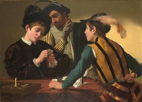 os-batoteiros-caravaggio-1595