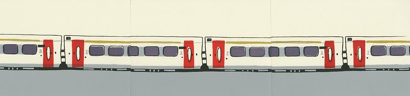 Sonia Sanmartin 2014 - trains
