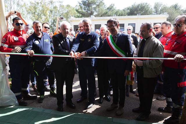 Terremoti d'Italia in Puglia