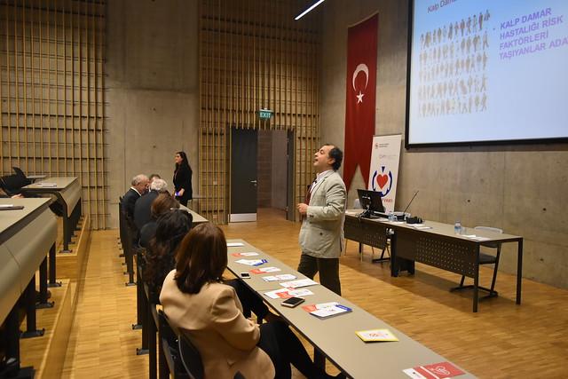 Türk Kalp Vakfı Piri Reis Üniversitesi Semineri