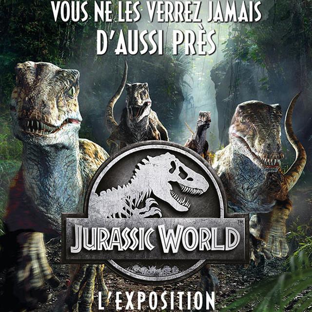 Exposition Jurassic World : la conférence de presse