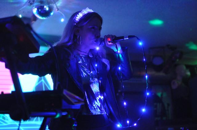 Dana Jean Phoenix at House of Targ